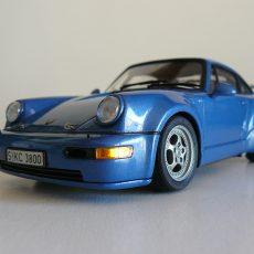 Porsche 911 RSR Fujimi