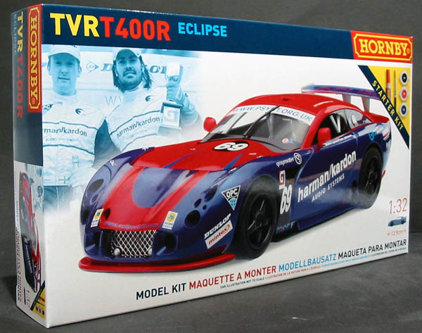 TVR T400R Hornby Caja