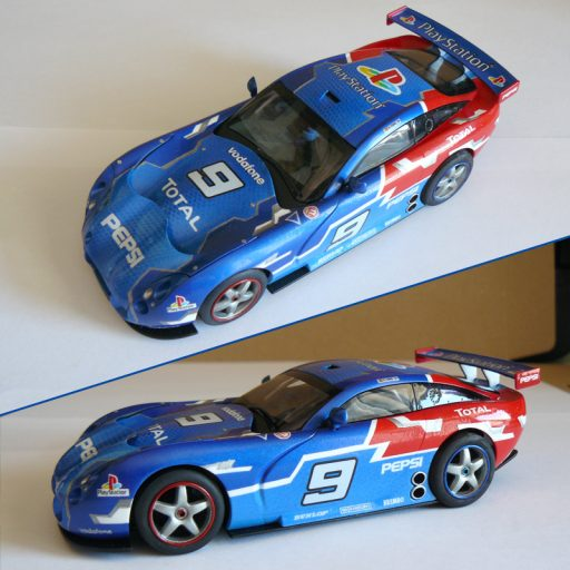 TVR T400R Hornby