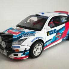 Ford Focus WRC Scalextric/Altaya