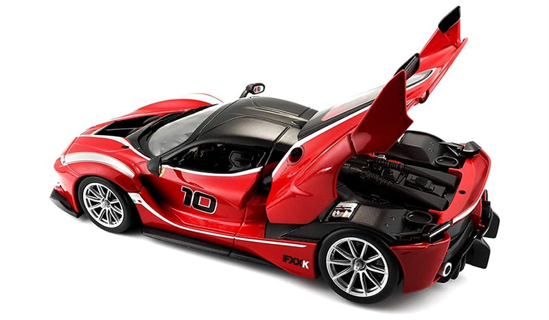 Maqueta de coches Ferrari LaFerrari