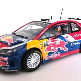 Citroën C4 WRC Red Bull Scalextric/Altaya