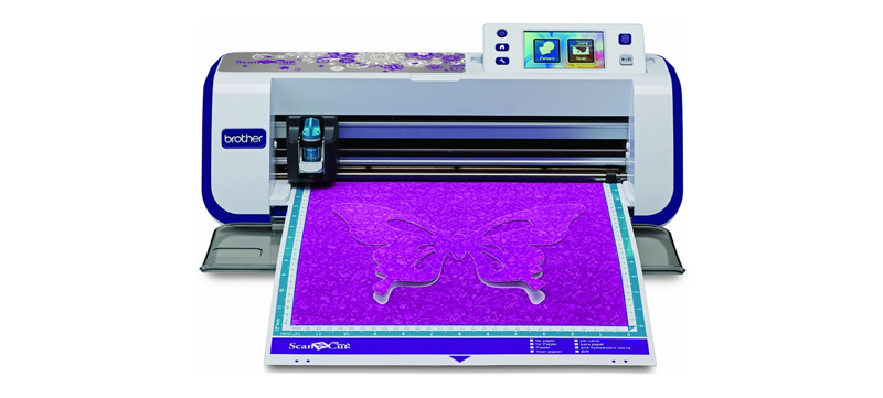 Plotter de corte Brother ScanNCut