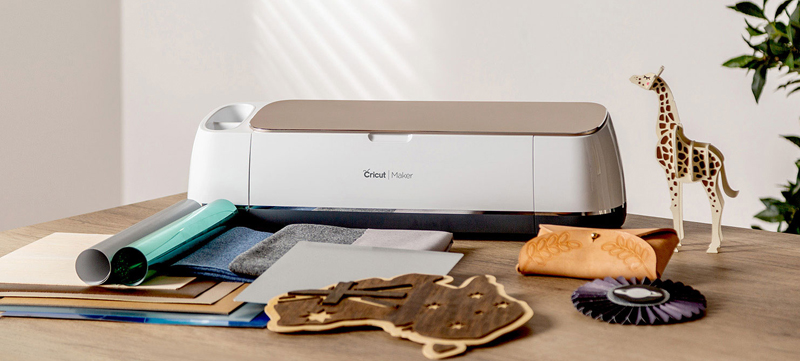 Plotter de corte Cricut Maker