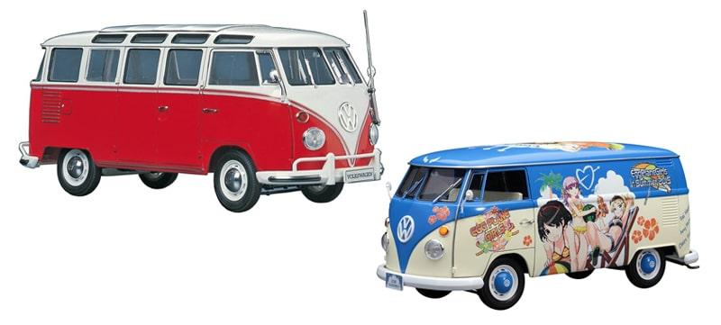 Maquetas de coches Hasegawa