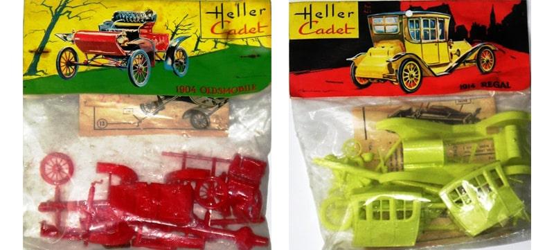 Heller kits viejos