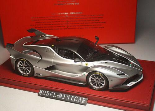 Maquetas de coches bbr models Ferrari La ferrari