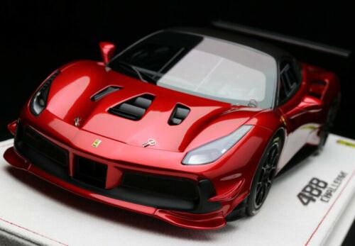 Maquetas de coches bbr models Ferrari