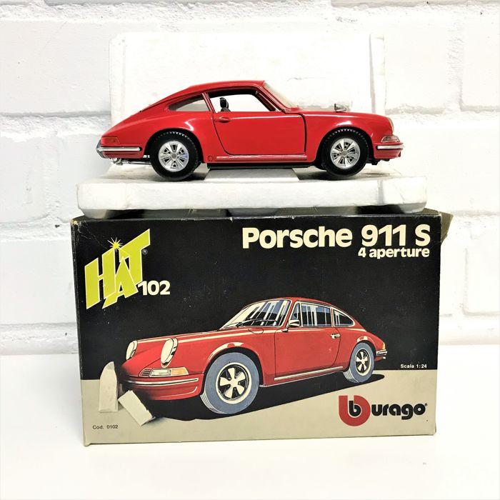 Maquetas de coches Bburago Porsceh 911