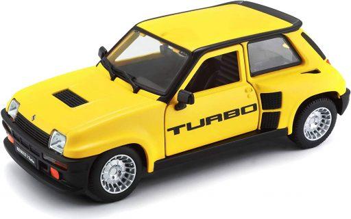 Maquetas de coches Bburago Reanult 5