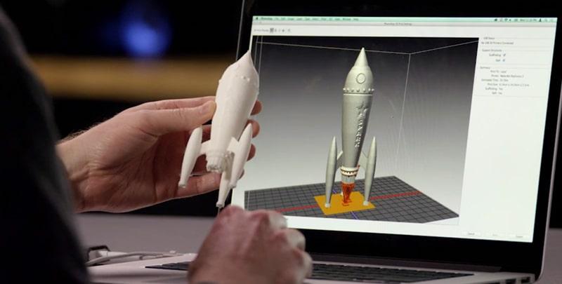 Impresoras 3D Programas Imprsesion