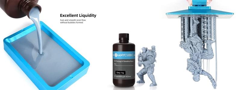 Impresoras 3D Resina Proceso